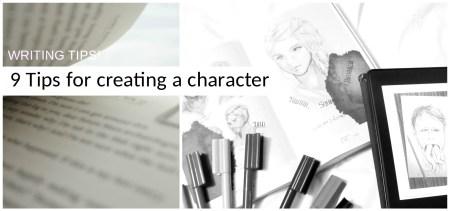Character profiles – 9 writing tips – Tackfiction